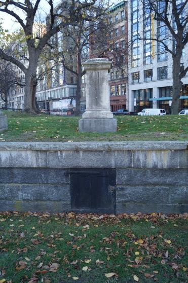 Louisa's tomb. Image courtesy of Corinne Bermon.